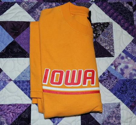 Blog Folded shirt