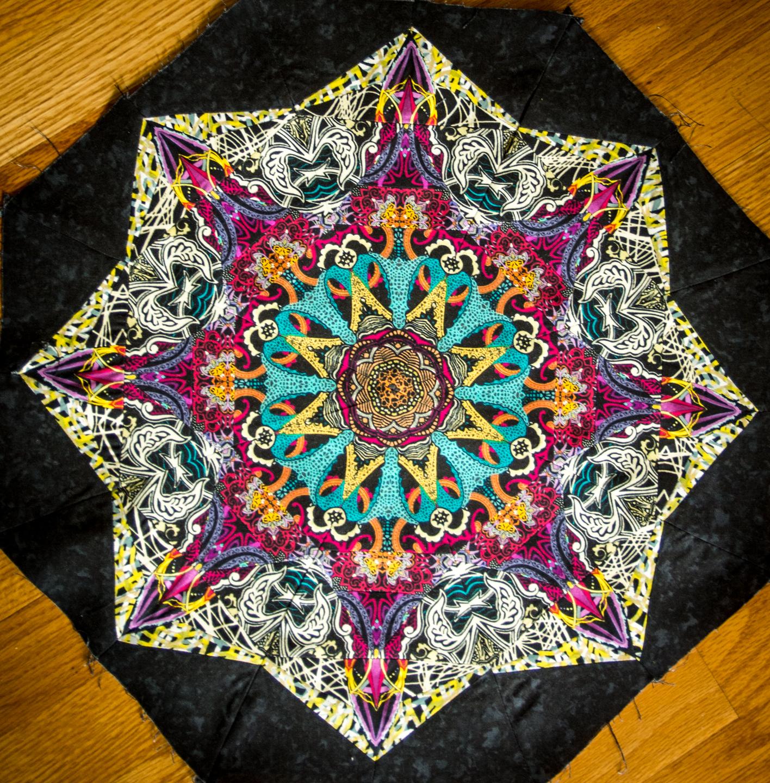 Kaleidoscope Block 6