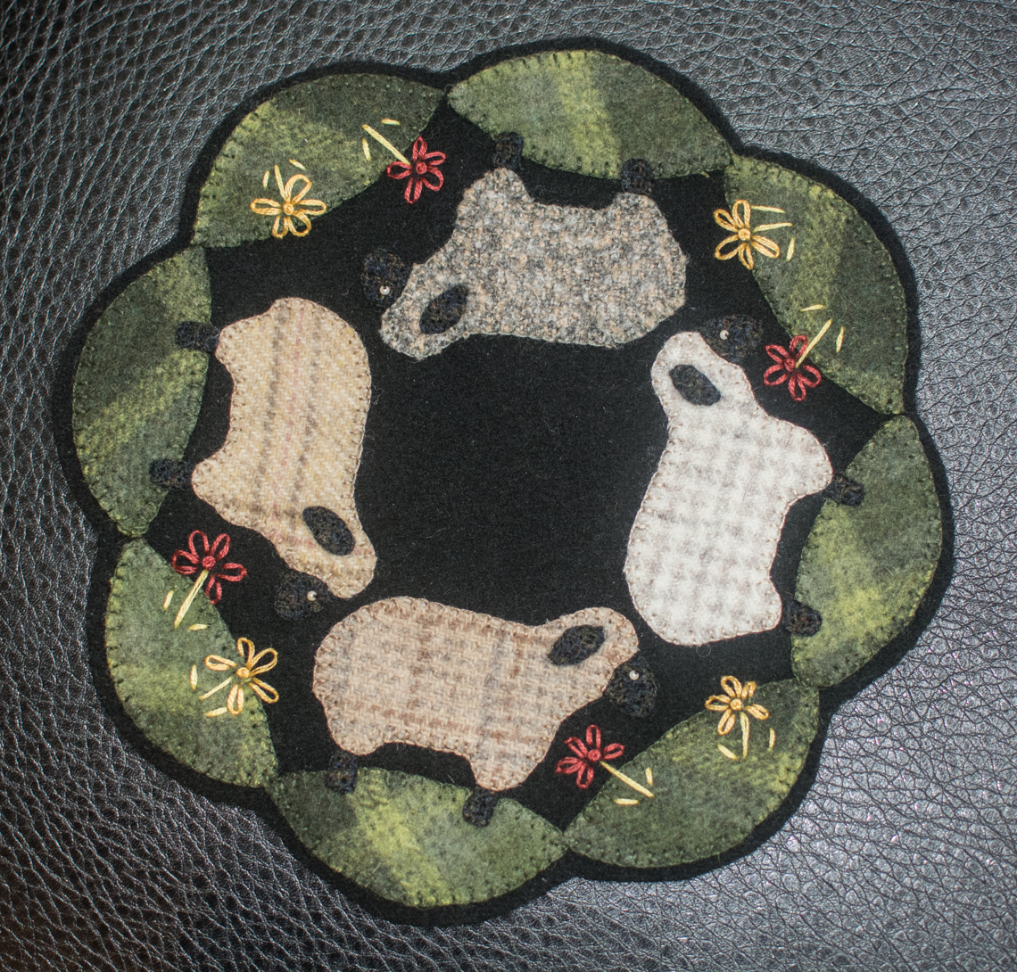 Sheep mat