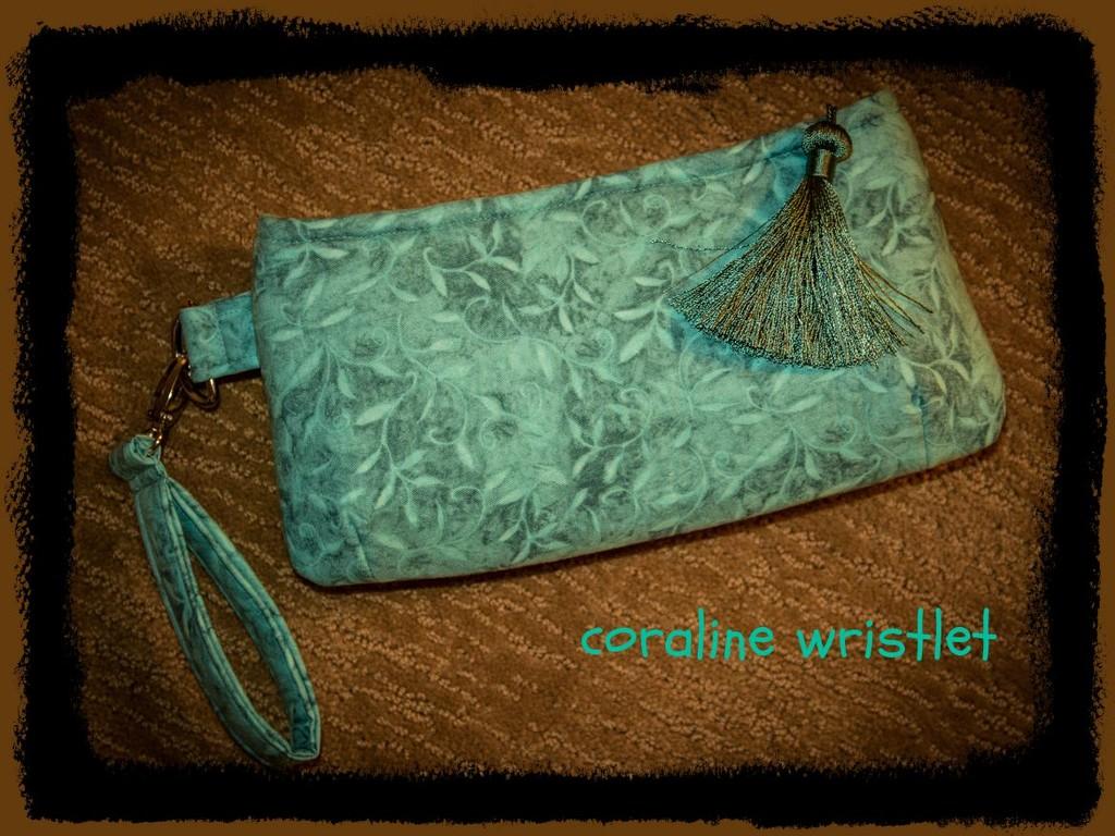 Swoon Coraline Wristlet