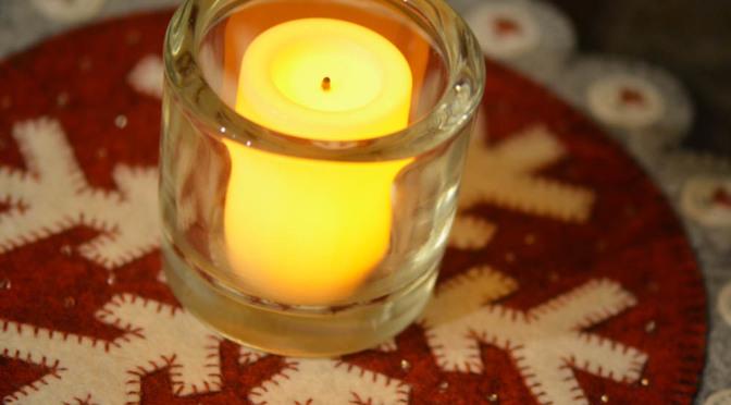 candle mat-3