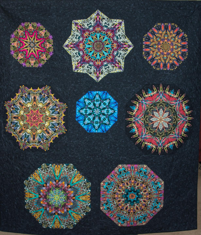 kaleidoscope finished
