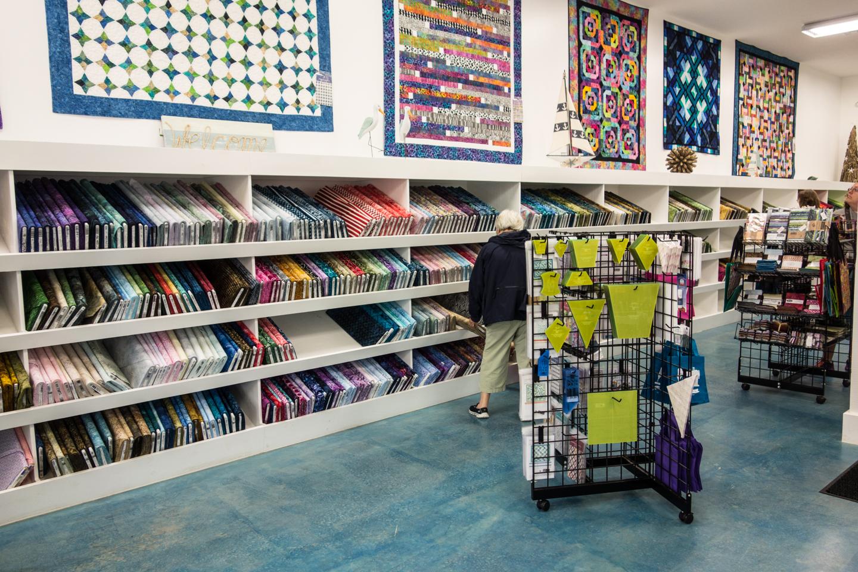 Batiks store